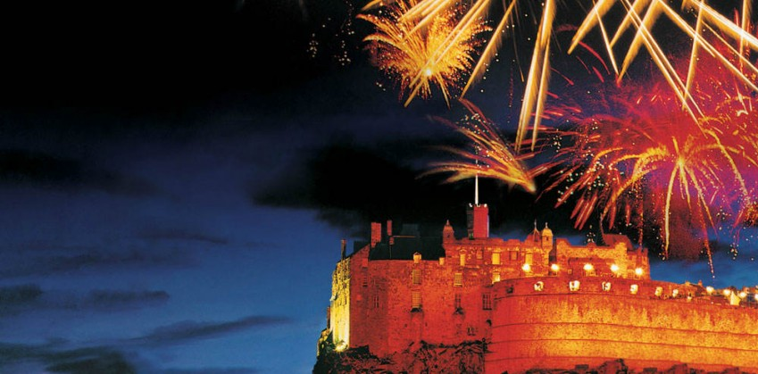 Hogmanay at The Hibs Club in Leith