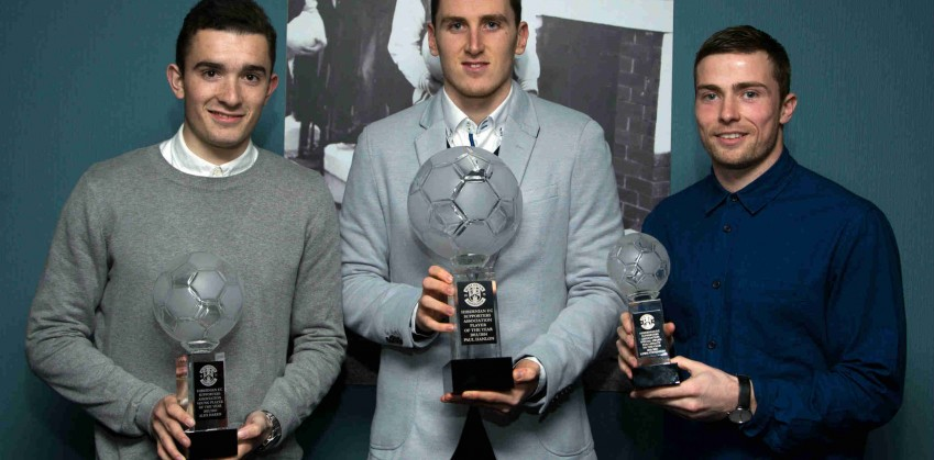 The Hibs Club Player of the Year Awards