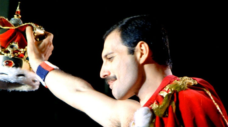 Freddie Mercury tribute show - at The Hibs Club this November!