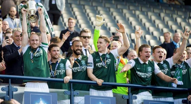 Hibs Club Scottish Cup Party Night