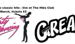 Live music at The Hibs Club