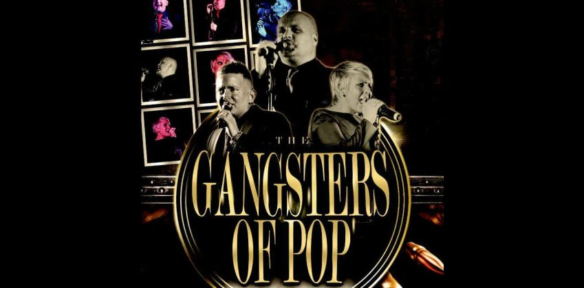 Gangsters of Pop. Live music at The Hibs Club