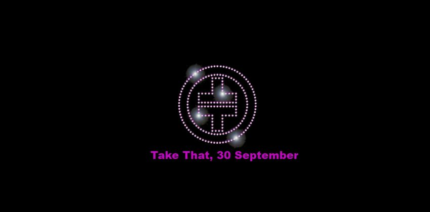 Take That, live at The Hibs Club, 30/09/2017