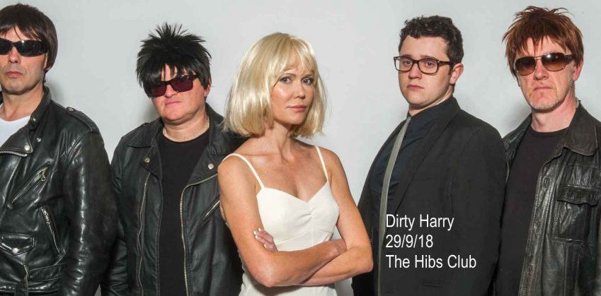 Dirty Harry live at The Hibs Club