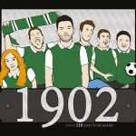 1902, the play live at The Hibs Club