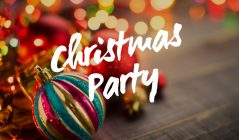 The Pensioner's Christmas Party