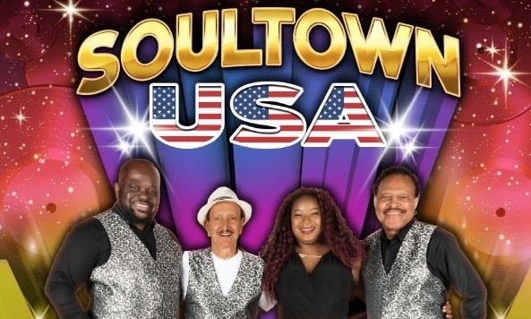 Soultown USA at The Hibs Club