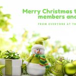 Christmas and New Year at The Hibs Club