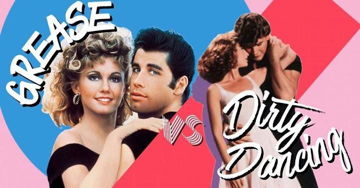 Dirty Dancing and Grease at The Hibs Club