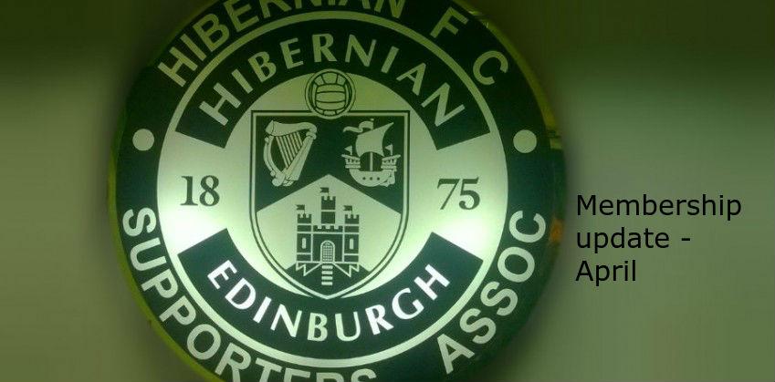 Hibs Club badge